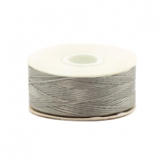 Nymo wire Beadalon 0.3mm Grey