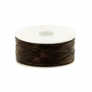 Nymo wire Beadalon 0.3mm Brown