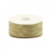 Nymo wire Beadalon 0.3mm Sand Beige