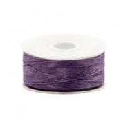 Nymo wire Beadalon 0.3mm Lilac Purple