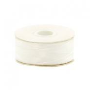 Nymo wire Beadalon 0.3mm White