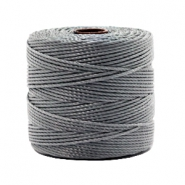 Nylon S-Lon rijgdraad 0.6mm Grey