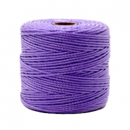 Nylon S-Lon rijgdraad 0.6mm Purple