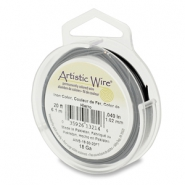 Artistic Wire 18 Gauge Iron grey