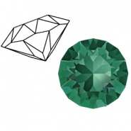Swarovski Elements puntstenen 1088-SS 39 (8mm) Emerald green