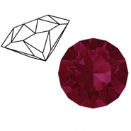 Swarovski Elements puntstenen 1088-SS 39 (8mm) Ruby red