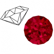 Swarovski Elements puntstenen 1088-SS 39 (8mm) Scarlet red