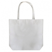 Trendy tas shopper Grey