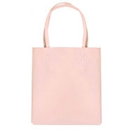 Trendy tas shopper Light pink