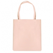 Trendy tas shopper Vintage pink