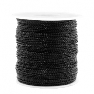 Trendy koord metal style wire 0.5mm Black
