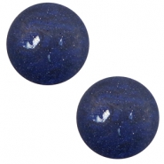 12 mm classic Polaris Elements cabochon Rockstar Dark navy blue