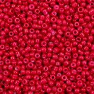 Rocailles 12/0 (2mm) Carmine red