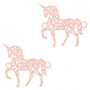 Bohemian tussenstuk unicorn Light pink