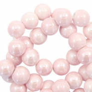 Keramiek kraal 8mm Light pink