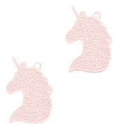 Bohemian hanger unicorn Light pink