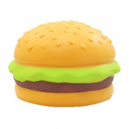 Squishy hamburger Yellow green