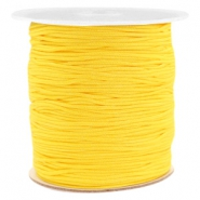 1.0mm Macramé draad Soft sunflower yellow