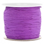 0.7mm Macramé draad Soft grape purple