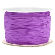 0.5mm Macramé draad Soft grape purple