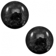 20 mm classic Polaris Elements cabochon Lively Black