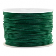 1.0mm Macramé draad Atlantic deep green