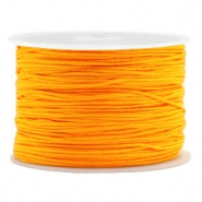 1.0mm Macramé draad Brilliant orange