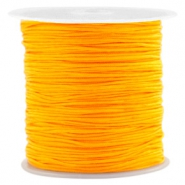 0.8mm Macramé draad Warm yellow