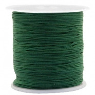 0.5mm Macramé draad Atlantic deep green