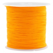 0.5mm Macramé draad Warm yellow