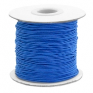 Gekleurd elastiek 0.8mm Princess blue