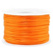 Macramé draad satijn 1.5mm Russet orange