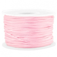 Macramé draad satijn 1.5mm Light pink