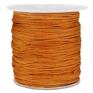 1.0mm Macramé draad Chestnut brown
