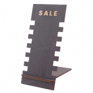 "Sieraden display hout ""SALE"" Black"