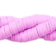 Kralen katsuki 6mm Light lavender purple