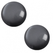 20 mm classic Polaris Elements cabochon soft tone Carbone black