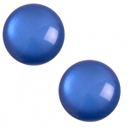 12 mm classic Polaris Elements cabochon soft tone Iolite blue