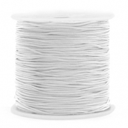 Macramé draad 0.8mm Light grey