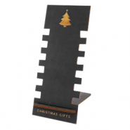"Sieraden display hout ""Christmas Gifts"" Black"