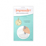 ImpressArt sterrenbeelden sticker boek Wit