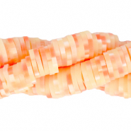 Kralen Katsuki 6mm Fresh salmon orange