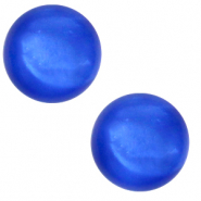 12 mm classic Polaris Elements cabochon Mosso shiny Princess blue