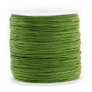 Macramé draad 1.5mm Mossy meadow green