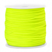 Macramé draad 1.5mm Limelight yellow green