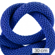 Koord Maritiem 10mm (3x30cm) Princess blue