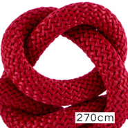 Koord Maritiem 10mm (270cm) Bordeaux red