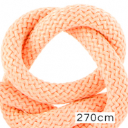 Koord Maritiem 10mm (270cm) Light salmon pink