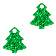 Bedels Plexx kerstboom glitter Irish green
