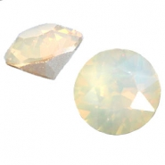 Swarovski Elements puntsteen SS39 (8mm) Light grey opal